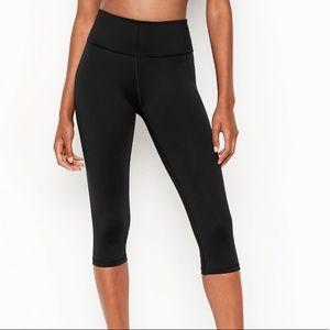 Victorias secret knockout crop leggings